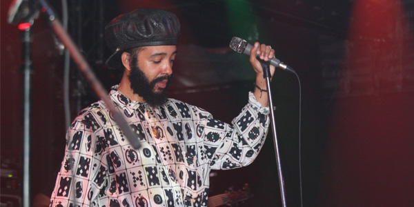 Protoje performs at Dub Club in Los Angeles | Photo by Love Zone © 2018