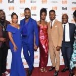 Brian Tyree Henry, Regina King, Colman Domingo, KiKi Layne, Stephan James, Barry Jenkins, Teyonah Parris