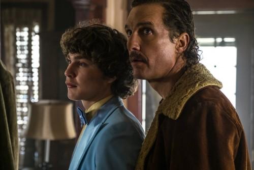 Matthew McConaughey;Richie Merritt