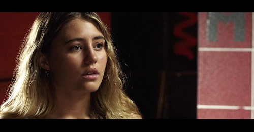 "Lia Marie Johnson in a scene from ""Bayou Caviar."" (Photo © Brittany House Pictures)"