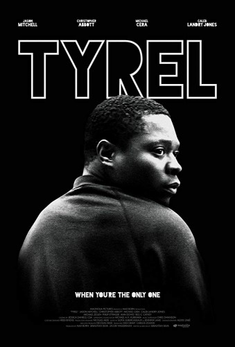 Jason Mitchell stars in Tyrel (Magnolia Pictures)