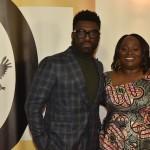 Koshie Mills and husband Kwame