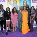 Michael Blackson, Whoopi Goldberg, Amber Riley, Omari Hardwick, Tika Sumpter, Tyler Perry, Tiffany Haddish, and Mehcad Brooks