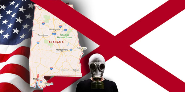 Alabama Death Penalty Digital Illustration  by L. Zone