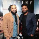 Director Steven Caple Jr. and Writer/Producer Ryan Coogler