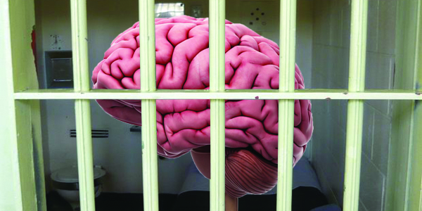 Mental Illness Behind Bars