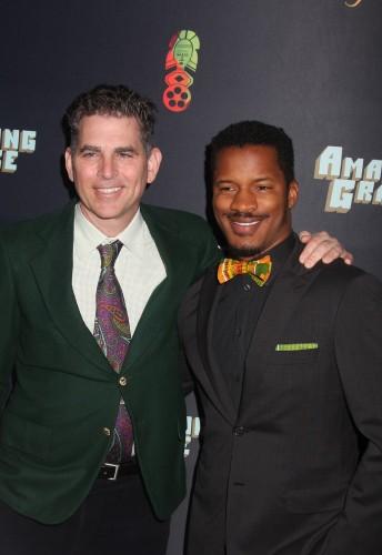 Alan Elliott and Nate Parker