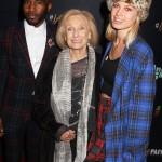 Craig Fishback, Cloris Leachman and Anabel