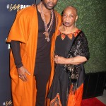 Darrin Henson and Rev June Gatlin