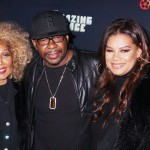 Janet DuBois and Bobby Brown