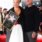 Pink and husband, Carey Hart.
