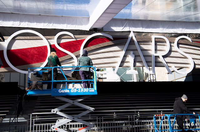 91st Oscars®, Thursday Set Ups