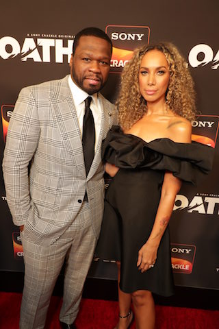 50 Cents and Leona Lewis