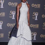 Danai Gurira winner for Outstanding Supporting Actress in a Motion Picture for Black Panther