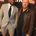 "Executive producers Curtis ""50 Cent"" Jackson and Joe Halpin"