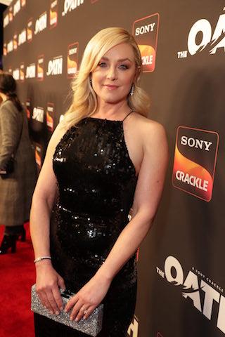 Series star Elisabeth Rohm