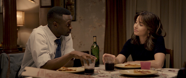 (L-r) SEAN PATRICK THOMAS as Detective Cooper and LINDA CARDELLINI as Anna Tate-Garcia
