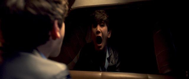ROMAN CHRISTOU as Chris in New Line Cinema's horror film THE CURSE OF LA LLORONA