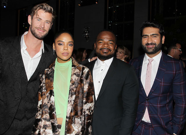"""The World Premiere of Columbia Pictures """"Men In Black: International"""" - After Party"""