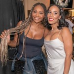 Cynthia Bailey and Tanya Sam