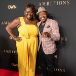 DIanne Ashford and Will Packer