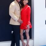 Meagan Good and husband producer DeVon Franklin