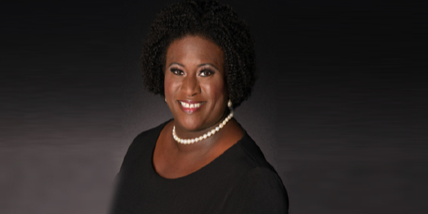 Patrice Marshall McKenzie, President of Pasadena Chapter, Alpha Kappa Alpha Sorority, Incorporated