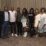 Akin Omotoso, Jamil Smith, Charles King, David Oyelowo, Stacey King, Edwina Findley, Amber Rasberry, Debra Langford, and Dwayne Johnson Cochran