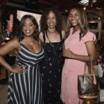 Niecy Nash, Sondra Spriggs and daughter