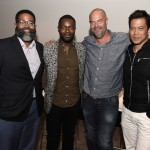 Jamil Smith, David Oyelowo, Jacob Estes and Byron Mann