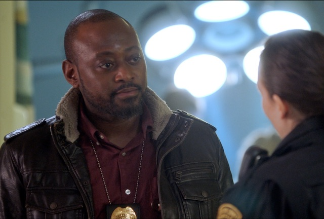 Omar Epps as Detective Mike Denver