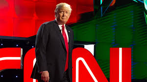 Trump and CNN