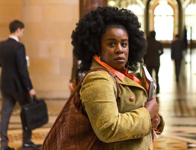 Uzo Aduba as Virginia Walden Ford