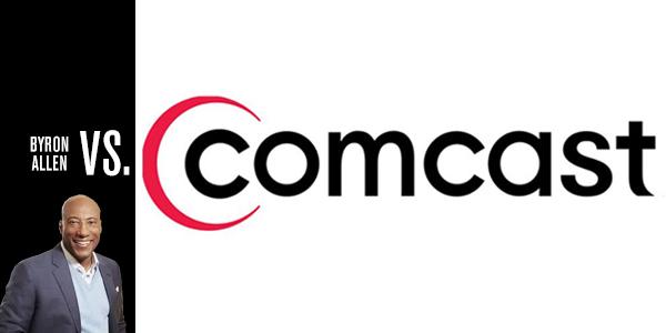Comcast vs. Byron Allen