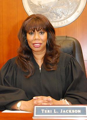 Judge Teri L. Jackson