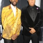 Chadwick Boseman and Producer Logan