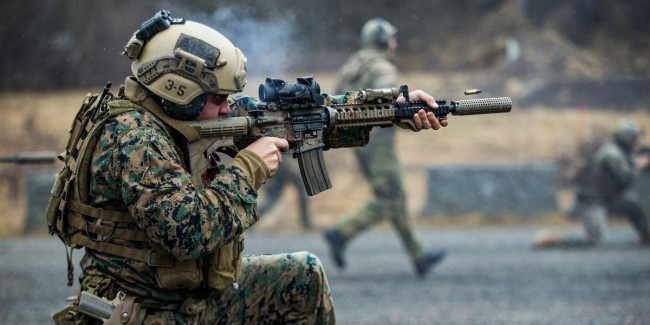 US marines