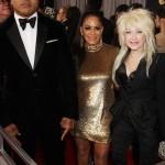 LL Cool J, Sheila E and Cindy Lauper