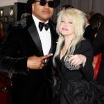 LL Cool J and Cindy Lauper