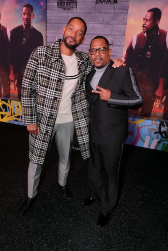Los Angeles Premiere of Columbia Pictures BAD BOYS FOR LIFE, Arrivals, TCL Chinese Theatre, Los Angeles, CA, USA - 14 Jan 2020