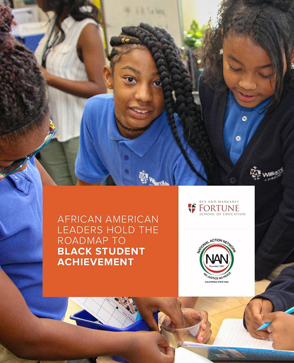 Copy of African American Leaders Roadmap To Black Student Achievement.
