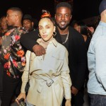 Actor Lance Gross and Wife Becca Gross