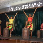 Congolese Cultural Dancers and Drummers