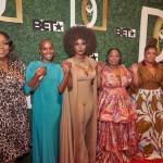 L-R Loni Love, Tiffany Persons, Amara La Negra, Koshie Mills, Yvette Nicole Brown, Kimberly Paige