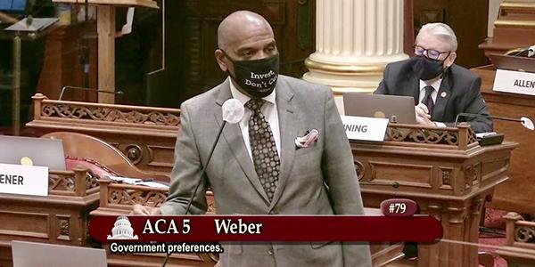 Senator Steve Bradford (D-Los Angeles)