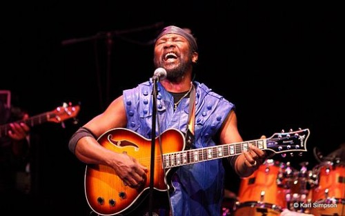 Toots Hibbert performing in Orlando, Florida - Toots and the Maytals in concert. Karl Simpson / CC BY-SA