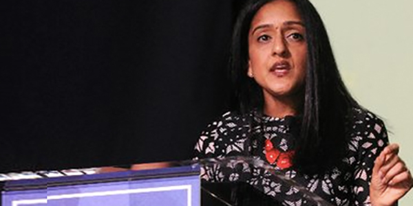 Vanita Gupta (above), President and CEO of the Leadership Conference on Civil and Human Rights