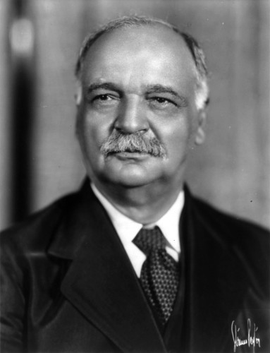 Vice President Charles Curtis in 1931 (Library of Congress/Public Domain)