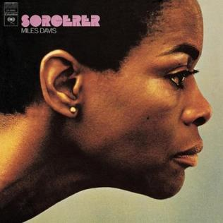 Cicely Tyson on the cover of the Miles Davis album, Sorcerer (1967). (Columbia Records)