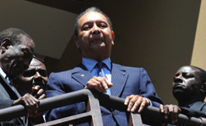 "Jean Claude ""Baby Doc"" Duvalier | Photo courtesy by Agencia Brasil under Creative Commons Attribution-ShareAlike License"